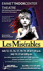 Les Miserables - Emmett Hook Center
