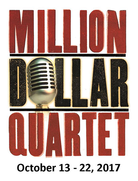 Million Dollar Quartet, Emmett Hook Center, Shreveport, LA, October, 2017