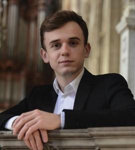 Thomas Ospital, Concert Organist