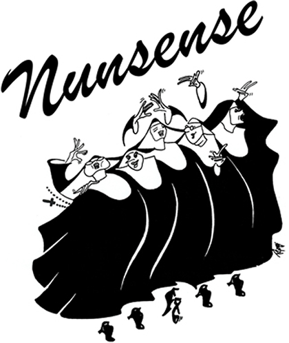 Nunsense - March 1-10, 2019, Emmett Hook Center, Shreveport, LA